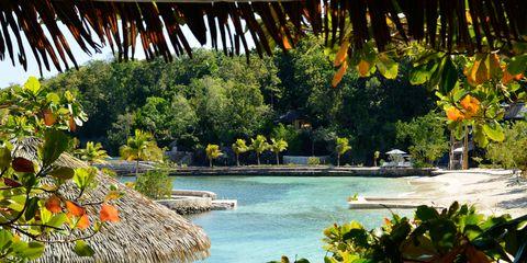 Resort, Tropics, Lake, Garden, Beach, Resort town, Caribbean, Seaside resort, Botanical garden, Lagoon,