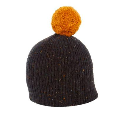 Yellow, Textile, Line, Headgear, Costume accessory, Orange, Black, Creative arts, Pom-pom, Woolen,