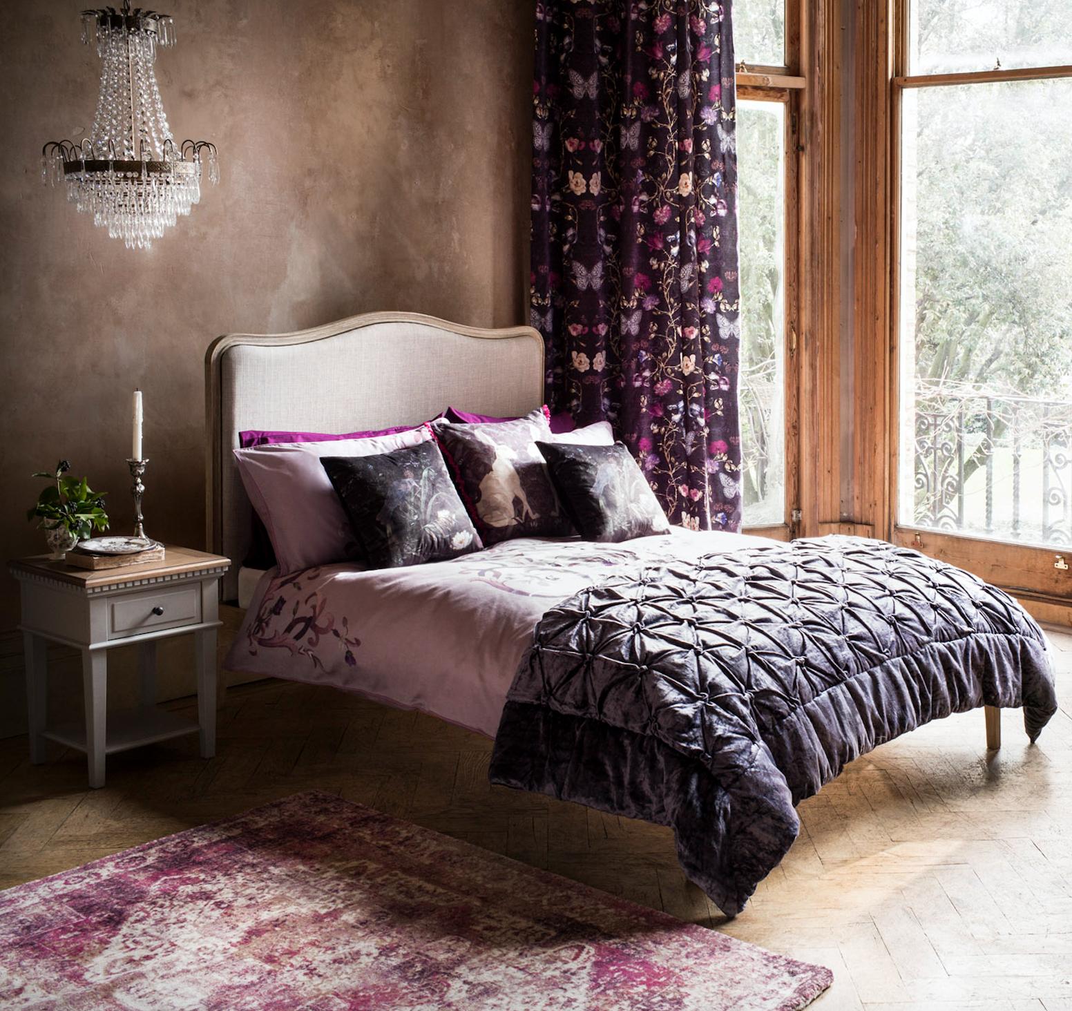 Romantic bedroom ideas decorating ideas interiors