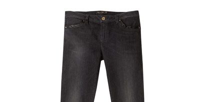 Clothing, Brown, Denim, Trousers, Jeans, Textile, Pocket, White, Style, Black,