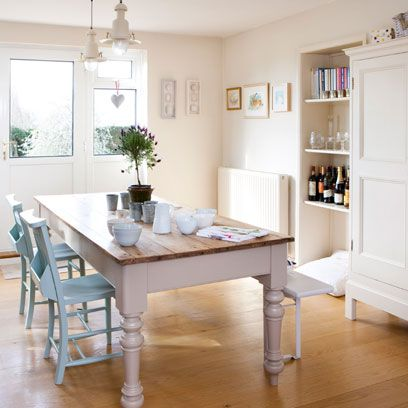 All White Dining Rooms Room Ideas, White Dining Room Table Ideas