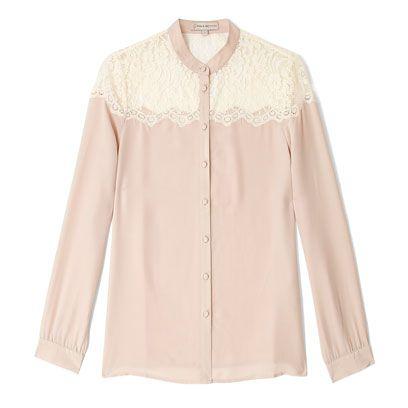 Product, Sleeve, Collar, Textile, White, Pattern, Fashion, Clothes hanger, Beige, Fashion design,