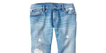 Clothing, Blue, Product, Brown, Denim, Trousers, Pocket, Jeans, Textile, White,