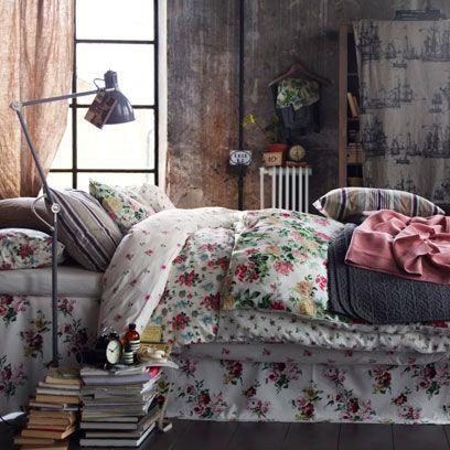 Room, Interior design, Textile, Bedding, Linens, Bedroom, Bed sheet, Cushion, Home, Creative arts,