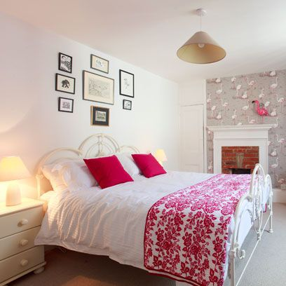 Bedroom Wallpaper Decorating Ideas