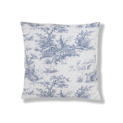 Blue, Textile, Cushion, Throw pillow, Pillow, Linens, Aqua, Pattern, Home accessories, Bedding,