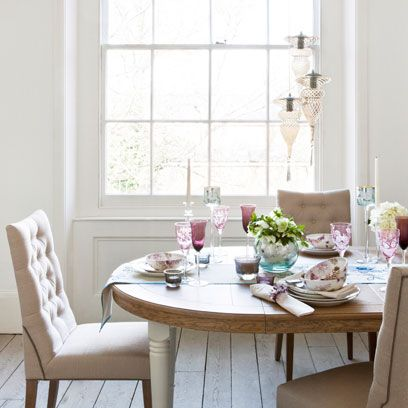Glass, Room, Furniture, Table, Interior design, Home, Tableware, Fixture, Interior design, Lavender,