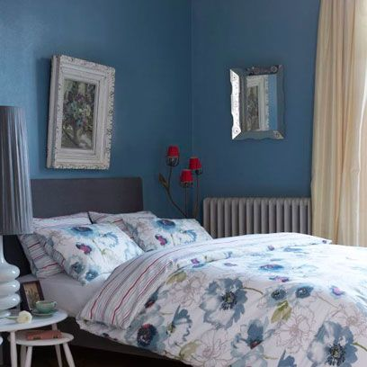 Blue rooms | Colour Scheme Ideas