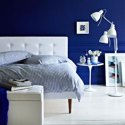 Blue Rooms Colour Scheme Ideas
