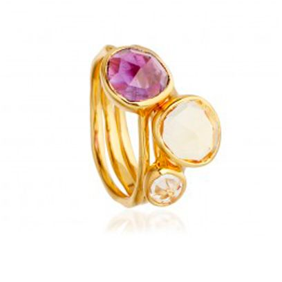 Yellow, Jewellery, Amber, Fashion accessory, Magenta, Body jewelry, Violet, Circle, Gemstone, Maroon,