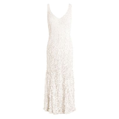 Textile, White, One-piece garment, Dress, Pattern, Neck, Grey, Day dress, Sleeveless shirt, Pattern,