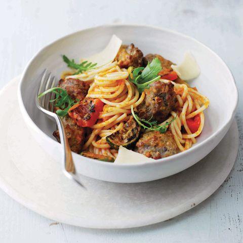Food, Cuisine, Dishware, Tableware, Ingredient, Dish, Plate, Noodle, Serveware, Recipe,