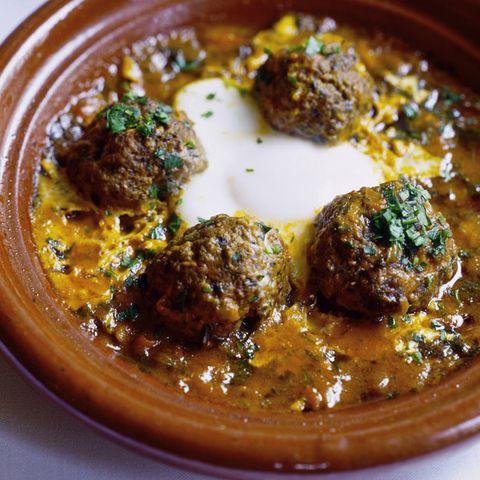 Food, Green, Dish, Cuisine, Recipe, Kofta, Condiment, Meatball, Beef ball, Cooking,