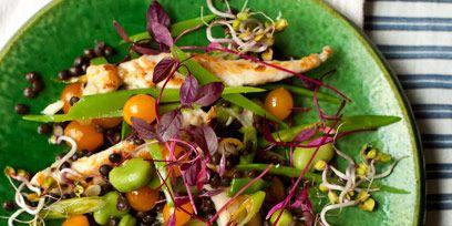 Food, Cuisine, Ingredient, Dishware, Dish, Recipe, Produce, Garnish, Serveware, Vegetarian food,