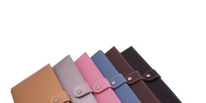 Product, Brown, Purple, Magenta, Tan, Violet, Maroon, Leather, Office instrument,