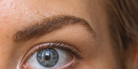 Eyebrow, Face, Eye, Eyelash, Hair, Skin, Nose, Forehead, Close-up, Cheek,