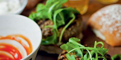 Food, Finger food, Cuisine, Dishware, Ingredient, Dish, Sandwich, Tableware, Produce, Bun,
