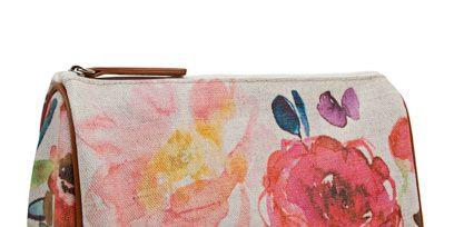 Flower, Red, Pink, Petal, Bag, Flowering plant, Magenta, Rose family, Rose order, Hybrid tea rose,
