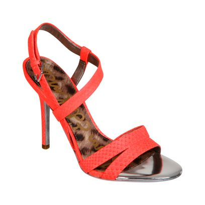 Footwear, High heels, Sandal, Red, Basic pump, Carmine, Orange, Tan, Beige, Maroon,