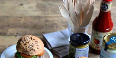 Food, Finger food, Cuisine, Ingredient, Baked goods, Dish, Meal, Sandwich, Serveware, Produce,