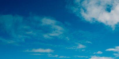 Blue, Sky, Cloud, Natural landscape, Landscape, House, Grassland, Highland, Rural area, Ecoregion,
