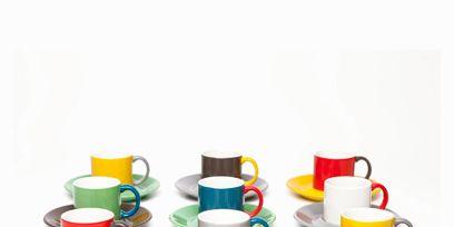 Serveware, Dishware, Drinkware, Cup, Coffee cup, Tableware, Teacup, Saucer, Porcelain, Colorfulness,
