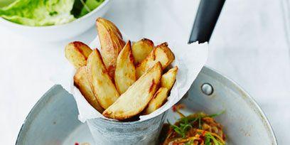 Food, Cuisine, Dishware, Root vegetable, Dish, Ingredient, Tableware, Fried food, Meal, Deep frying,
