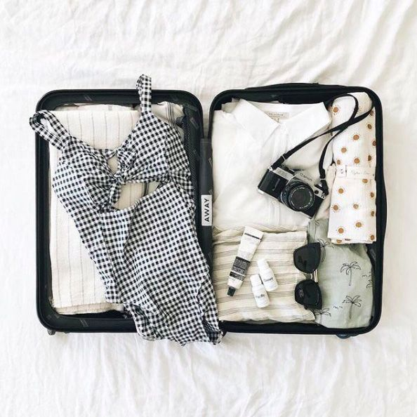 The ultimate summer holiday capsule wardrobe