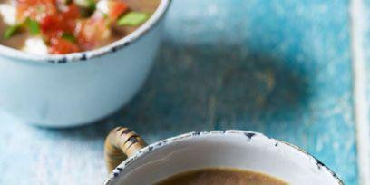 Food, Dish, Soup, Recipe, Ingredient, Bowl, Cuisine, Stew, Produce, Condiment,