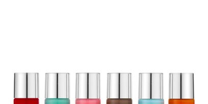 Product, Brown, Peach, Red, Pink, Colorfulness, Orange, Tints and shades, Teal, Beauty,