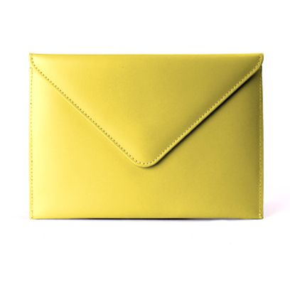 Yellow, Rectangle, Tan, Paper product, Leather, Wallet, Coin purse,
