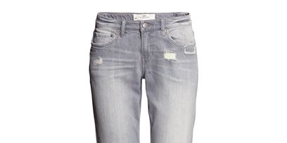 Clothing, Product, Brown, Pocket, Trousers, Denim, Jeans, Textile, Standing, White,