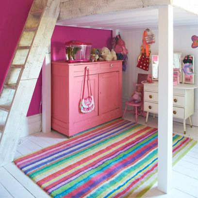 Decorating with pink | Colour schemes