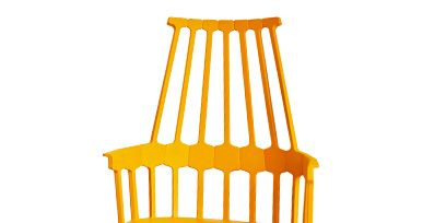 Product, Yellow, Peach, Windsor chair,