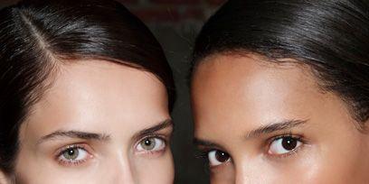 Lip, Cheek, Brown, Hairstyle, Skin, Chin, Forehead, Eyelash, Eyebrow, Red,