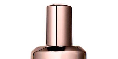Liquid, Fluid, Product, Brown, Bottle, Perfume, Glass bottle, Peach, Amber, Lavender,