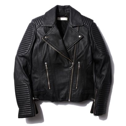 Jacket, Product, Sleeve, Collar, Textile, Outerwear, Coat, Style, Leather, Fashion,