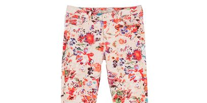 Textile, Pattern, Orange, Active pants, Camouflage, Aqua, Teal, Pajamas, Turquoise, Active shorts,