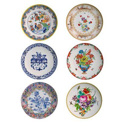 Dishware, Serveware, Porcelain, Art, Colorfulness, Circle, Ceramic, Creative arts, Visual arts, Pottery,