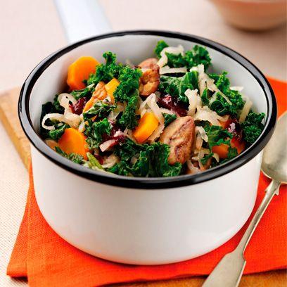Best Kale Recipes Winter Recipes Food