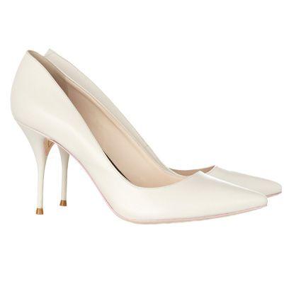 Brown, White, Tan, Beige, Ivory, Basic pump, Fashion design, Sandal, Bridal shoe, High heels,