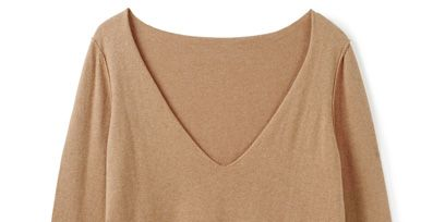 Brown, Product, Sleeve, Khaki, Fashion, Tan, Beige, Sweater, Active shirt,