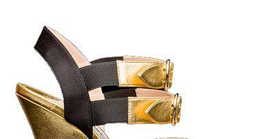 Footwear, Product, High heels, Yellow, Fashion accessory, Sandal, Fashion, Tan, Beige, Basic pump,