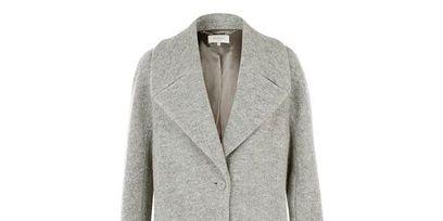 Coat, Collar, Sleeve, Textile, Outerwear, Style, Blazer, Pattern, Button, Fashion,