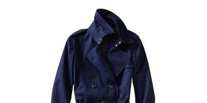 Collar, Sleeve, Textile, Outerwear, Coat, Style, Electric blue, Fashion, Jacket, Cobalt blue,