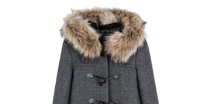Sleeve, Textile, Collar, Coat, Outerwear, Jacket, Fur clothing, Fashion, Natural material, Overcoat,