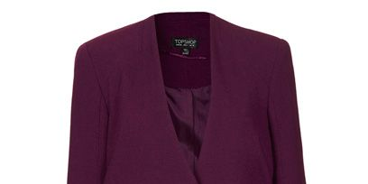 Clothing, Product, Sleeve, Collar, Coat, Textile, Outerwear, Magenta, Red, Purple,