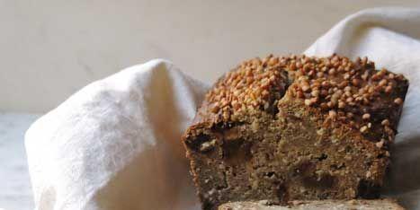 Food, Cuisine, Dish, Ingredient, Snack cake, Gluten, Banana bread, Baked goods, Pumpkin bread, Dessert,