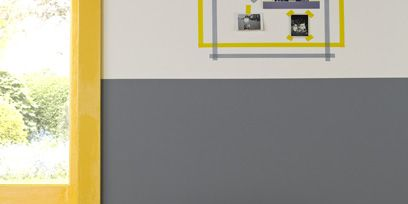 Yellow, Wood, Room, Wall, Line, Chair, Paint, Rectangle, Parallel, Snapshot,