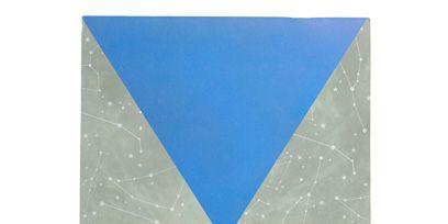 Pattern, Colorfulness, Electric blue, Aqua, Teal, Publication, Book cover, Triangle, Book, Paper,